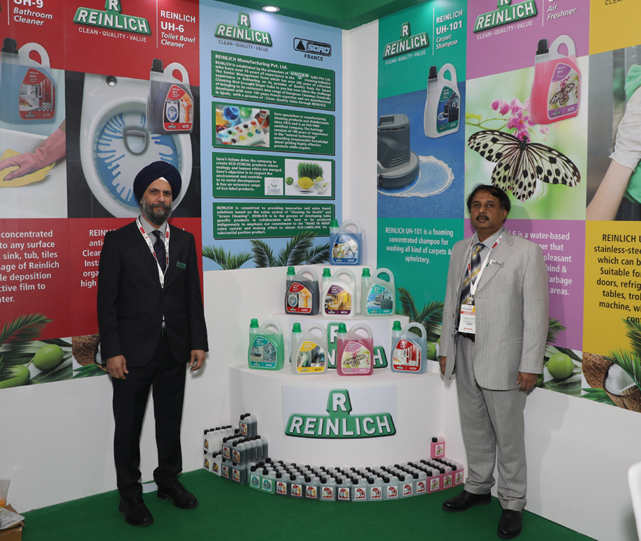 Lanzamiento de SORO en INDIA by REINLICH