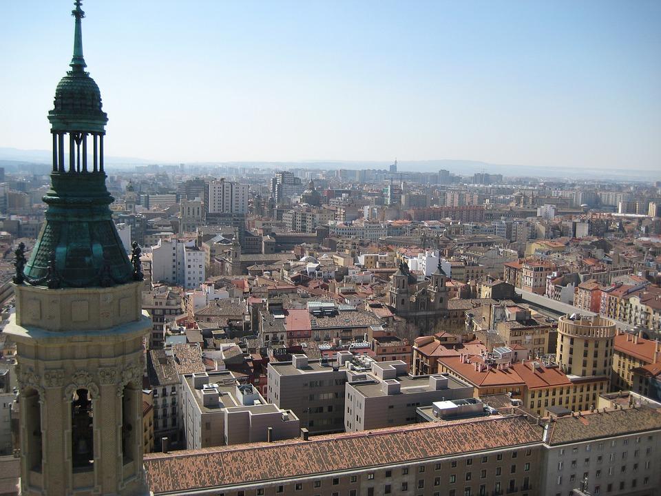 Aumento de temperatura en ciudades españolas